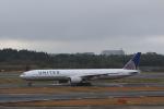 ツンさんが、成田国際空港で撮影したユナイテッド航空 777-322/ERの航空フォト(写真)