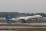 ツンさんが、成田国際空港で撮影したガルーダ・インドネシア航空 777-3U3/ERの航空フォト(写真)