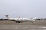syo12さんが、函館空港で撮影したMarcplan Charter  Gulfstream G650 (G-VI)の航空フォト(飛行機 写真・画像)