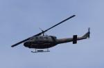 mild lifeさんが、伊丹駐屯地で撮影した陸上自衛隊 UH-1Jの航空フォト(写真)