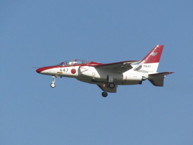 commet7575さんが、芦屋基地で撮影した航空自衛隊 T-4の航空フォト(飛行機 写真・画像)