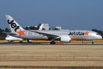 tassさんが、成田国際空港で撮影したジェットスター 787-8 Dreamlinerの航空フォト(飛行機 写真・画像)
