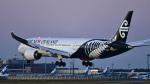 パンダさんが、成田国際空港で撮影したニュージーランド航空 787-9の航空フォト(飛行機 写真・画像)