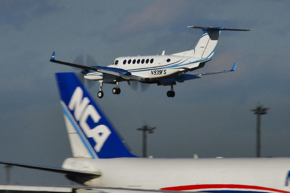 パンダさんのウィルミントン・トラスト・カンパニー Beechcraft 350 King Air (N939FS) 航空フォト
