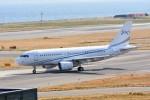 M.Tさんが、関西国際空港で撮影したグローバル・ジェット・ルクセンブルク A319-115CJの航空フォト(写真)