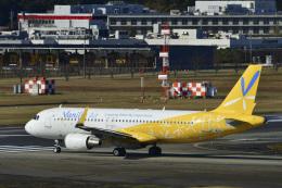 パンダさんが、成田国際空港で撮影したSMBCアヴィエーションキャピタル A320-214の航空フォト(飛行機 写真・画像)