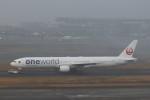 KAZFLYERさんが、羽田空港で撮影した日本航空 777-346の航空フォト(写真)