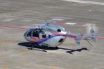 yabyanさんが、名古屋飛行場で撮影した秋田県消防防災航空隊 BK117C-2の航空フォト(飛行機 写真・画像)