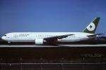 tassさんが、成田国際空港で撮影したエバー航空 767-35E/ERの航空フォト(飛行機 写真・画像)