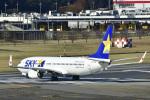 パンダさんが、成田国際空港で撮影したスカイマーク 737-8HXの航空フォト(飛行機 写真・画像)