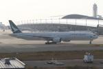 endress voyageさんが、関西国際空港で撮影したキャセイパシフィック航空 777-367の航空フォト(写真)