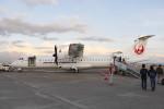 KKiSMさんが、鹿児島空港で撮影した日本エアコミューター ATR-72-600の航空フォト(写真)