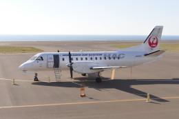 KKiSMさんが、奥尻空港で撮影した北海道エアシステム 340B/Plusの航空フォト(飛行機 写真・画像)
