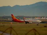 kiyohsさんが、北京首都国際空港で撮影した海南航空 737-86Nの航空フォト(写真)