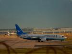 kiyohsさんが、北京首都国際空港で撮影した厦門航空 737-85Cの航空フォト(写真)