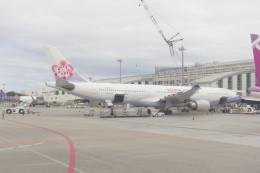 KKiSMさんが、那覇空港で撮影したチャイナエアライン A330-302の航空フォト(飛行機 写真・画像)