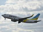 空が大好き!さんが、神戸空港で撮影したAIR DO 737-781の航空フォト(写真)