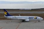 空が大好き!さんが、神戸空港で撮影したスカイマーク 737-8ALの航空フォト(写真)