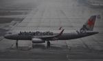 鉄バスさんが、関西国際空港で撮影したジェットスター・パシフィック A320-232の航空フォト(飛行機 写真・画像)