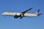islandsさんが、成田国際空港で撮影したユナイテッド航空 787-9の航空フォト(飛行機 写真・画像)