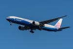 たかしさんが、成田国際空港で撮影したチャイナエアライン 777-309/ERの航空フォト(飛行機 写真・画像)