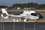 MOR1(新アカウント)さんが、鹿児島空港で撮影したオートパンサー EC130T2の航空フォト(飛行機 写真・画像)