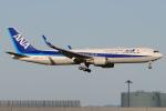 きんめいさんが、関西国際空港で撮影した全日空 767-381/ERの航空フォト(写真)