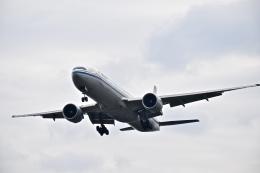 CKG_Gaoさんが、重慶江北国際空港で撮影した中国国際航空 777-39L/ERの航空フォト(飛行機 写真・画像)