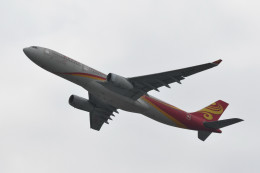 kuro2059さんが、香港国際空港で撮影した香港航空 A330-343Xの航空フォト(写真)