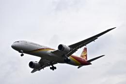 CKG_Gaoさんが、重慶江北国際空港で撮影した海南航空 787-9の航空フォト(飛行機 写真・画像)
