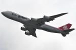 kuro2059さんが、香港国際空港で撮影したカーゴルクス 747-8R7F/SCDの航空フォト(飛行機 写真・画像)