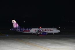 +Hornetさんが、長崎空港で撮影した香港エクスプレス A320-232の航空フォト(飛行機 写真・画像)