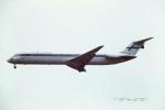 tassさんが、ロンドン・ヒースロー空港で撮影したフィンエアー DC-9-51の航空フォト(飛行機 写真・画像)