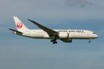 SIさんが、成田国際空港で撮影した日本航空 787-8 Dreamlinerの航空フォト(写真)