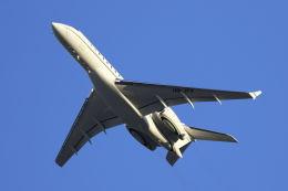 mocohide☆さんが、福岡空港で撮影したスイス企業所有 BD-700 Global Express/5000/6000の航空フォト(飛行機 写真・画像)