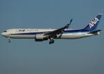 suke55さんが、成田国際空港で撮影した全日空 767-381/ERの航空フォト(写真)