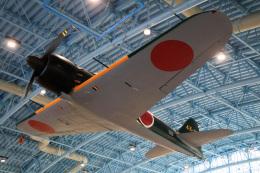 Wasawasa-isaoさんが、浜松基地で撮影した日本海軍 Zero 52 Kou/A6M5aの航空フォト(飛行機 写真・画像)