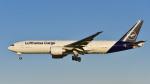 パンダさんが、成田国際空港で撮影したルフトハンザ・カーゴ 777-FBTの航空フォト(飛行機 写真・画像)