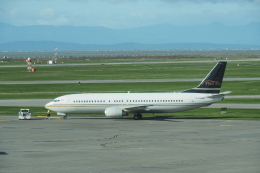 thomasYVRさんが、バンクーバー国際空港で撮影したフレア航空 737-408の航空フォト(飛行機 写真・画像)