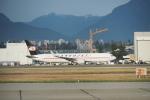 とおまわりさんが、バンクーバー国際空港で撮影したカーゴジェット・エアウェイズ 767-323/ER(BDSF)の航空フォト(飛行機 写真・画像)