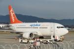 とおまわりさんが、バンクーバー国際空港で撮影したエア・ノース 737-548の航空フォト(飛行機 写真・画像)