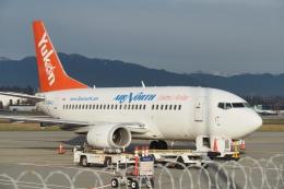 thomasYVRさんが、バンクーバー国際空港で撮影したエア・ノース 737-548の航空フォト(飛行機 写真・画像)