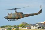 デデゴンさんが、石見空港で撮影した陸上自衛隊 UH-1Jの航空フォト(写真)