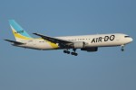 FY1030さんが、新千歳空港で撮影したAIR DO 767-33A/ERの航空フォト(写真)