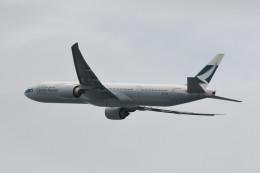 kuro2059さんが、香港国際空港で撮影したキャセイパシフィック航空 777-367/ERの航空フォト(写真)