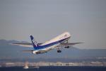 kwnbさんが、中部国際空港で撮影した全日空 767-381/ERの航空フォト(写真)