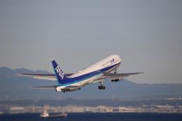 kwnbさんが、中部国際空港で撮影した全日空 767-381/ERの航空フォト(飛行機 写真・画像)
