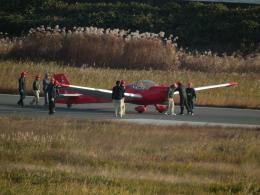 ヒコーキグモさんが、岡南飛行場で撮影した日本個人所有 SF-25C Falkeの航空フォト(飛行機 写真・画像)