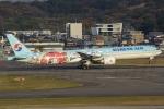 kan787allさんが、福岡空港で撮影した大韓航空 777-3B5/ERの航空フォト(写真)