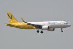 kuro2059さんが、香港国際空港で撮影したバニラエア A320-214の航空フォト(飛行機 写真・画像)